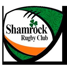 Logo shamrock rugby mallorca