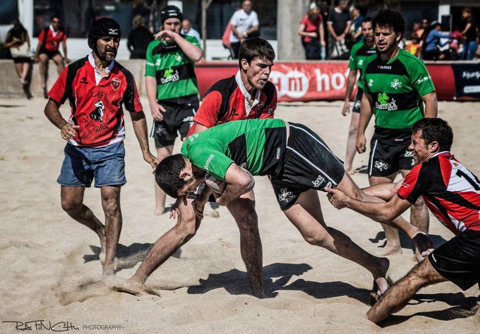 Rugby Playa: Torneo Dragut '14