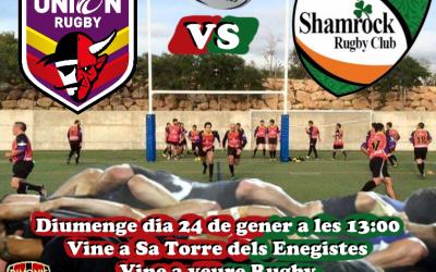 Rugby Senior Jornada 10 – Mallorca Union vs Shamrock RC