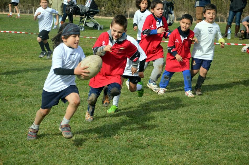Rugby Day en Shamrock RC!