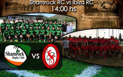 9º Jornada de Rugby Day y Partido Senior Shamrock RC vs Ibiza RC