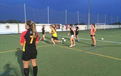 El apoyo de Marta Lliteras al Shamrock RC y a la promoción del deporte femenino.