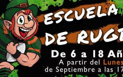 Inauguración de la Escuela de Rugby del Shamrock RC en Palma de Mallorca