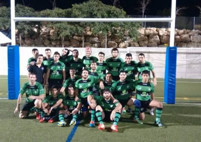 Shamrock foto rugby equipo