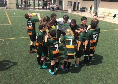 escuela de rugby niños palma