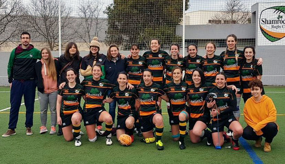 shamrock club de rugby palma de mallorca femenino