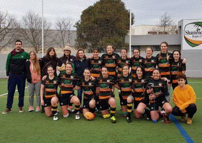 shamrock rugby femenino
