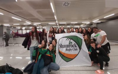 Shamrock RC Vs INEF-Hospitalet-Tarragona