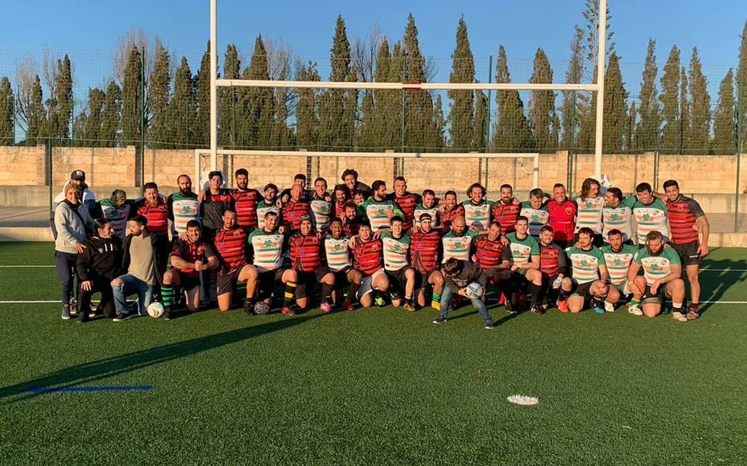 Unión RC vs Shamrock RC – Crónica 12/01/2020