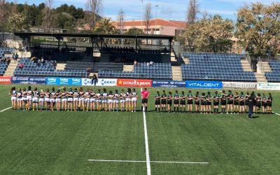 Último partido en División de Honor Catalana para el Shamrock.